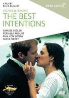 Goda viljan, Den - British DVD movie cover (xs thumbnail)