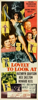 Lovely to Look at - Movie Poster (xs thumbnail)