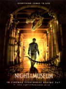 Night at the Museum - British poster (xs thumbnail)