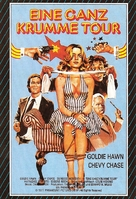 Foul Play - German Movie Cover (xs thumbnail)