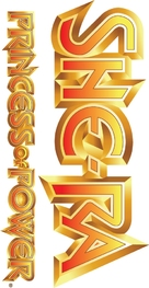 """She-Ra: Princess of Power"" - Logo (xs thumbnail)"