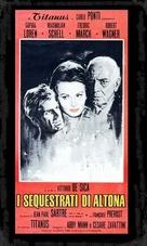 I sequestrati di Altona - Italian Movie Cover (xs thumbnail)