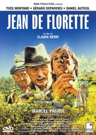 Jean de Florette - French Movie Cover (xs thumbnail)