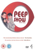 """Peep Show"" - British DVD movie cover (xs thumbnail)"