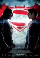 Batman v Superman: Dawn of Justice - International Movie Poster (xs thumbnail)