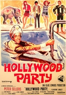 The Party - Italian Movie Poster (xs thumbnail)