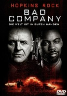 Bad Company - German DVD cover (xs thumbnail)