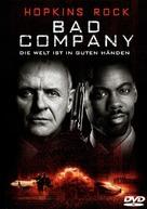 Bad Company - German DVD movie cover (xs thumbnail)