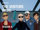 """The Venture Bros."" - Video on demand movie cover (xs thumbnail)"