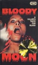 Die Säge des Todes - VHS cover (xs thumbnail)