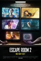 Escape Room: Tournament of Champions - German Movie Poster (xs thumbnail)