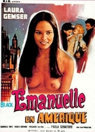 Emanuelle In America - French Movie Poster (xs thumbnail)
