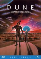 Dune - DVD movie cover (xs thumbnail)