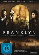 Franklyn - German DVD movie cover (xs thumbnail)