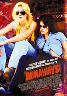 The Runaways - Estonian Movie Poster (xs thumbnail)