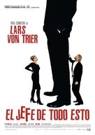 Direktøren for det hele - Spanish Movie Poster (xs thumbnail)
