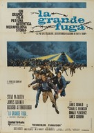 The Great Escape - Italian Movie Poster (xs thumbnail)