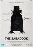 The Babadook - Australian Movie Poster (xs thumbnail)