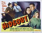 Hideout - Movie Poster (xs thumbnail)
