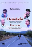Heimkehr - German DVD cover (xs thumbnail)