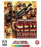 Red Scorpion - British Blu-Ray cover (xs thumbnail)