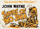 Sands of Iwo Jima - British Movie Poster (xs thumbnail)