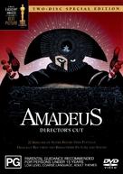 Amadeus - Australian Movie Cover (xs thumbnail)