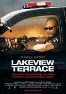 Lakeview Terrace - German Movie Poster (xs thumbnail)