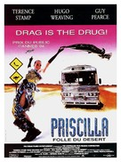 The Adventures of Priscilla, Queen of the Desert - French Movie Poster (xs thumbnail)
