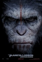 Dawn of the Planet of the Apes - Argentinian Movie Poster (xs thumbnail)