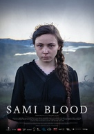 Sameblod - Swedish Movie Poster (xs thumbnail)