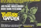 Torture Garden - British Movie Poster (xs thumbnail)