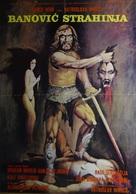 Banovic Strahinja - Yugoslav Movie Poster (xs thumbnail)