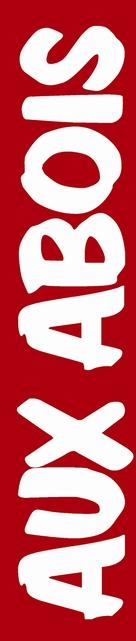 Aux abois - French Logo (xs thumbnail)