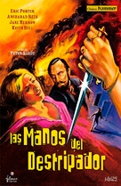 Hands of the Ripper - Spanish Movie Cover (xs thumbnail)