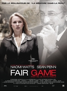 Fair Game - French Movie Poster (xs thumbnail)