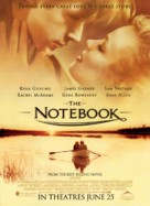 The Notebook - Canadian Advance poster (xs thumbnail)