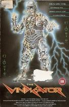 The Vindicator - British VHS cover (xs thumbnail)