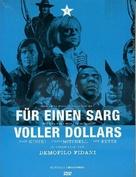 Per una bara piena di dollari - German DVD movie cover (xs thumbnail)
