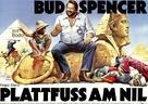 Piedone d'Egitto - German Movie Poster (xs thumbnail)