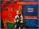 Predator - British Movie Poster (xs thumbnail)