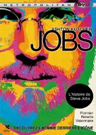jOBS - French DVD movie cover (xs thumbnail)