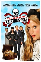 St Trinian's 2: The Legend of Fritton's Gold - DVD cover (xs thumbnail)