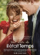 About Time - French Movie Poster (xs thumbnail)
