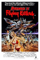 Piranha Part Two: The Spawning - Australian Movie Poster (xs thumbnail)