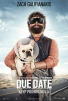 Due Date - Movie Poster (xs thumbnail)