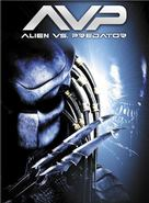 AVP: Alien Vs. Predator - DVD movie cover (xs thumbnail)