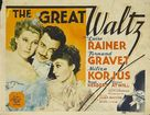 The Great Waltz - Movie Poster (xs thumbnail)
