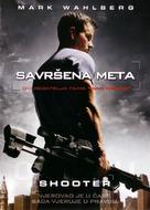Shooter - Croatian Movie Cover (xs thumbnail)