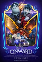 Onward - British Movie Poster (xs thumbnail)